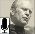 Firestone Fieldhouse dedication featuring President Gerald Ford, 1975 (Part 2)