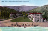 15201. Hotel St. Catherine, Avalon, Santa Catalina Island, California