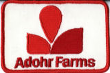 Adohr Farms Clothing Patch